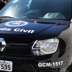 GCM de Ferraz apreende homem foragido no centro da cidade