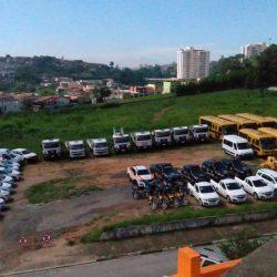 Prefeitura de Ferraz adquire 52 veículos em 4 anos