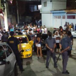 GCM de Ferraz e Polícia Militar interrompem fluxo de rua no Recanto dos Pássaros