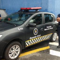 GCM de Ferraz prende homem por descumprimento de medida protetiva, agressão e ameaça