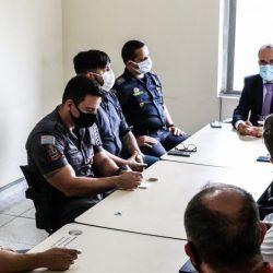 Reunião discute os rumos da segurança pública em Ferraz de Vasconcelos