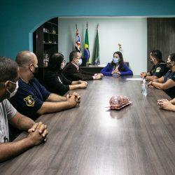 Prefeitura de Ferraz e Polícia Federal assinam acordo de cooperação técnica