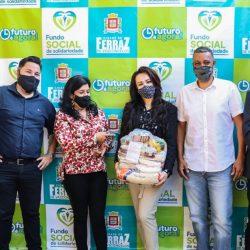 Cultura de Ferraz promove evento online para arrecadação de alimentos