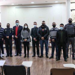 Membros do Conselho Municipal de Segurança tomam posse em Ferraz de Vasconcelos