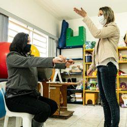 Centro de Fisioterapia de Ferraz atende pacientes com sequelas pós-Covid
