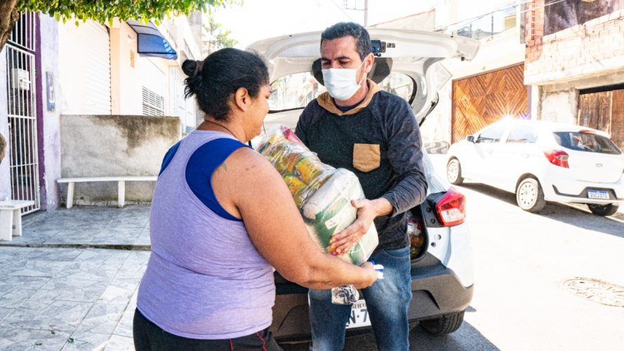 Prefeitura mantém ajuda às famílias em situação de vulnerabilidade social