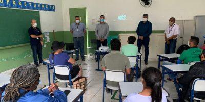 Ferraz realiza formação para agricultura familiar