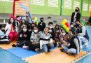 """Alunos da rede municipal celebram Dia das Crianças com evento """"Estação de Vivência"""""""
