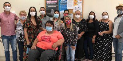 Integrantes do Conselho da Pessoa com Deficiência e Mobilidade Reduzida tomam posse em Ferraz de Vasconcelos